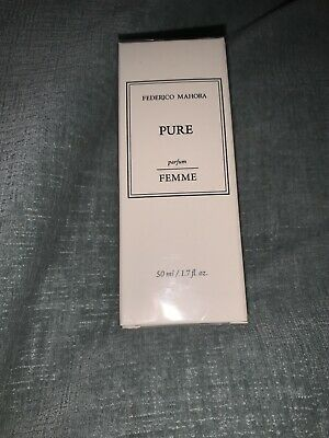 FM 20 Pure Perfume For Her! New Sealed  50ml • 14.90£