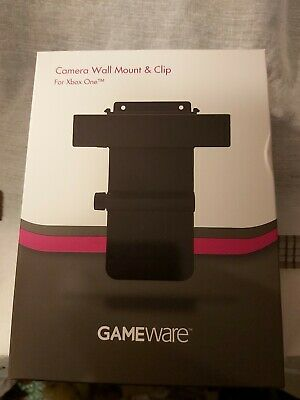 £5.99 • Buy GAMEWARE Xbox One   Kinect  Camera Wall Mount And Clip New
