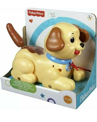 Fisher-Price Lil' Snoopy Pull Along Dog Suitable For Ages 12M+ Brand New UK • 8.99£