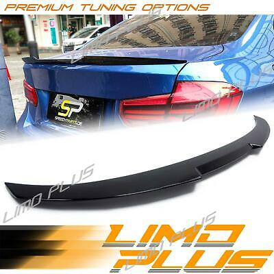 AU154.99 • Buy Gloss Black Rear Trunk Spoiler For BMW F30 Sedan 330i 335i F80 M3 12-18 Sp73