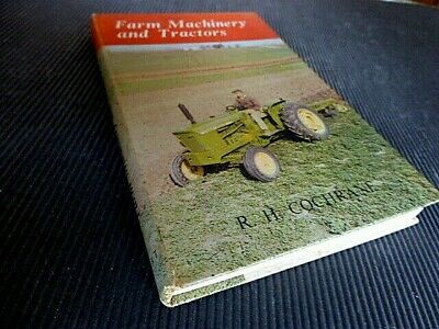 AU18.95 • Buy FARM Machinery And TRACTORS  1965  By R.H.Cochrane  IMPLEMENTS ~ Harvesting Etc.