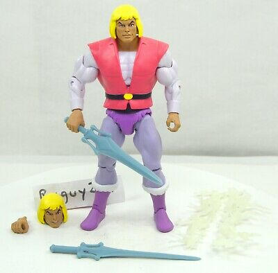 $80 • Buy MOTUC, Prince Adam 2.0, Masters Of The Universe Classics, Filmation Style, Parts