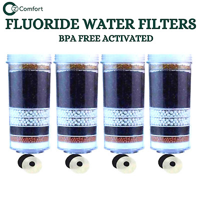 AU80 • Buy Aimex Fluoride Reduction Control Filters Activated Alumina 8 Stage Water Filter