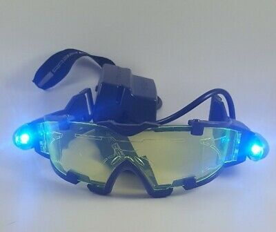 SVG Spy Gear Night Vision Goggles Glasses 2002 Wild Planet Toys  • 8.46£