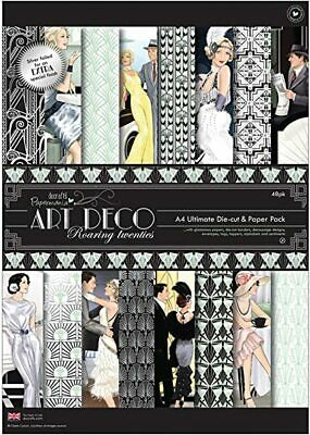£2 • Buy DoCrafts Art Deco Theme Card Making Kits And Accessories Multi Listing