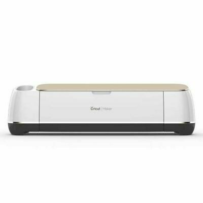 $380 • Buy ✅Ships Today✅ Cricut Maker Champagne Ultimate Smart Cutting Machine NEW