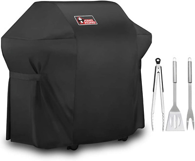 $ CDN96.20 • Buy 52  BBQ Grill Cover Small/Medium For Weber Spirit 210 & Weber Genesis Silver B
