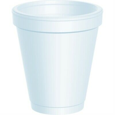 1000 Cups Dart Small Drink Cup - 6 Oz. 40 Sleeves Of 25 • 44.47£