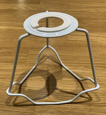 """4"""" Shade Carrier Lamp Support Adapter Gimble Frame UK Made New • 6£"""