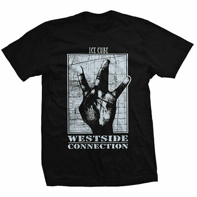 Ice Cube Westside Connection Official Tee T-Shirt Mens • 13.99£