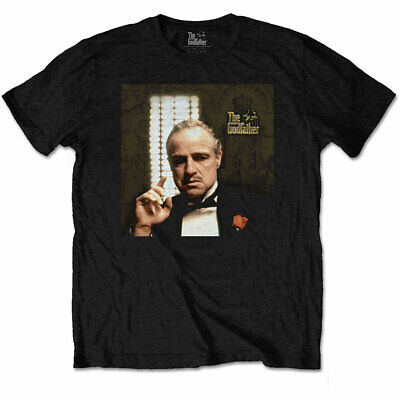 £13.99 • Buy The Godfather Pointing Official Tee T-Shirt Mens Unisex