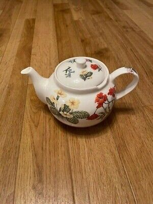 Whittard Of Chelsea Floral Teapot • 10£