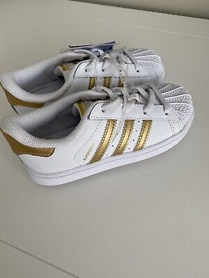 AU40 • Buy Adidas Toddlers Superstar Runners Shoes Size US 10 UK 9.5 New!
