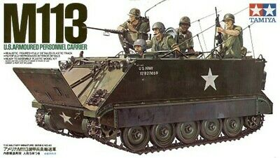 $23.65 • Buy Tamiya  1/35 US M113 Armored Personnel Carrier TAM35040