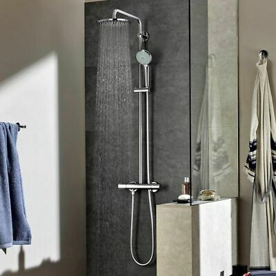 £339 • Buy GROHE 27964000 Euphoria 210 Shower System With Thermostat