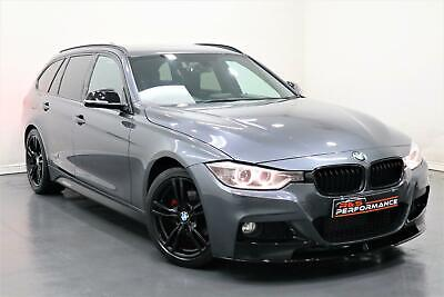 2013 BMW 3 Series 2.0 320d M Sport Touring (s/s) - M PERFORMANCE - PX SWAP -  • 9,850£