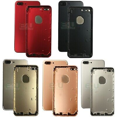 £13.95 • Buy For IPhone 7 / 7 Plus Housing Metal Frame Back Chassis Cover Replacement