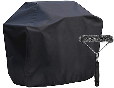 $ CDN47.90 • Buy 58 Inch Grill Cover For Char Broil 3-4 Burner & Weber Genesis E-310 Gas Grills