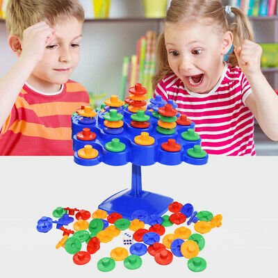 AU13.86 • Buy Tip Topple Tumble Strategy Balancing Skill Kids Family Board Game Fun Toys Gifts