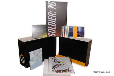 AU261.76 • Buy Overwatch Collectors Edition PC DVD COMPLETE WITH UNUSED KEY