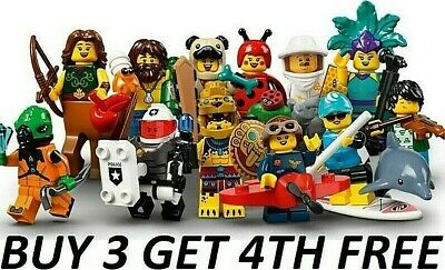Lego Minifigures Series 21 71029 Pick Choose Your Figure + Buy 3 Get 1 Free  • 6.90£