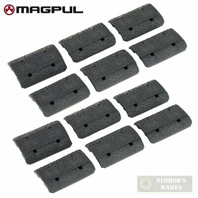 $27.59 • Buy Magpul M-LOK RAIL COVER Type 2 Low-Profile 12 Panels TSP MAG603-GRY FAST SHIP