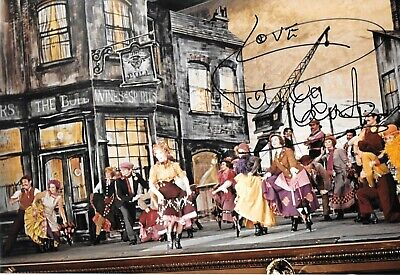Petula Clark On Stage Dancing From Scene In GOODBYE MR CHIPS Signed 12x8 Photo  • 59.99£