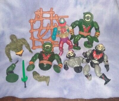 $19.99 • Buy Vintage He-Man Action Figure PARTS LOT For Customs MOTU Masters Of The Universe
