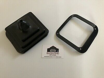 AU249 • Buy Torana Gear Stick Boot And Retaining Plate May Suit LC LJ TA S SL GTR XU1
