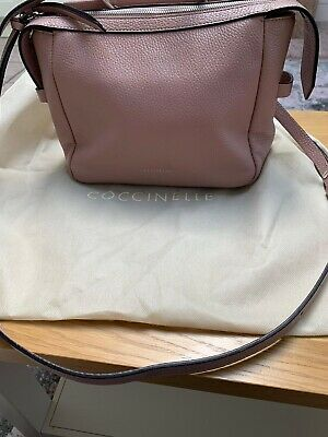 Coccinelle Blush Pink Crossbody Bag  • 60£