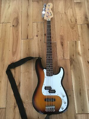 Squier By Fender Precision P-Bass Special Standard Series Indonesia Made Cor-tek • 220£