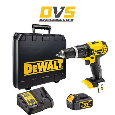 £135.91 • Buy DeWalt DCD785M1 Cordless 18V XR 2 Speed Compact Combi Drill Set With Case