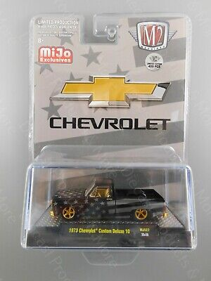 $ CDN89.25 • Buy M2 Machines MiJo 1973 CHEVROLET SILVERADO Custom Deluxe 10 Stars & Stripes CHASE