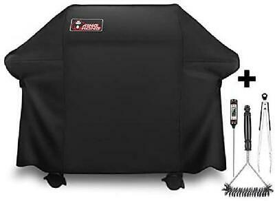 $ CDN82.28 • Buy 60  BBQ Grill Cover 3-4 Burner Protector For Weber Genesis 300 Series Gas Grills