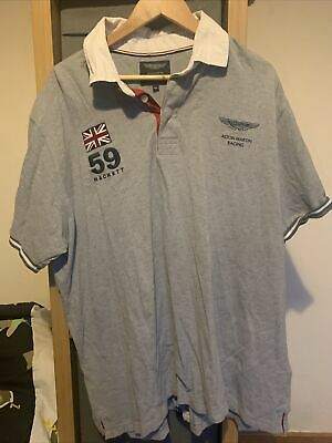 Mens Hackett Polo Shirt 3XL Aston Martin • 5£