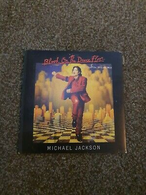 Michael Jackson Blood On The Dancefloor History In The Mix Cd • 11.38£