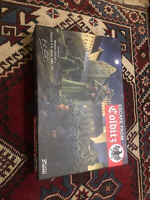 Escape From Colditz Board Game 2016 Osprey • 40£