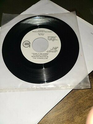 Tear It On Down Martha Reeves And The Vandellas Record Vinyl • 25£