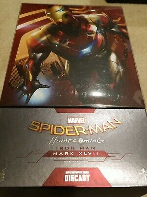 $ CDN483.62 • Buy Hot Toys Iron Man Mark 47 MMS 427D19 1/6 HOT TOYS  Spiderman Homecoming