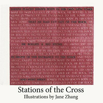 Stations Of The Cross, Paperback,  By Jane Zhang • 17.48£