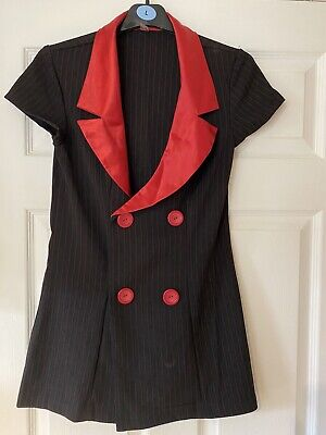 £20 • Buy Ann Summers Gangster , 1940/50's Dress Up Costume / Outfit UK 8