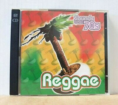 TIME LIFE SOUNDS OF THE 70s REGGAE - 2 CD - Seventies Hits • 55£