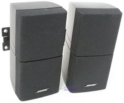 Bose Acoustimass 10 Series II 5x Cube Speakers And Subwoofer And Cables • 1,000£