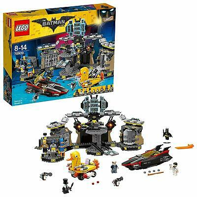 Lego - 70909 - Batman Batcave Break In - Brand New And Factory Sealed 2 • 129.95£