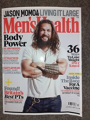 Mens Health Magazine December 2020 • 1£