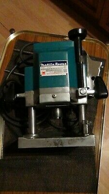Makita 1/2   Plunge  Router • 90£