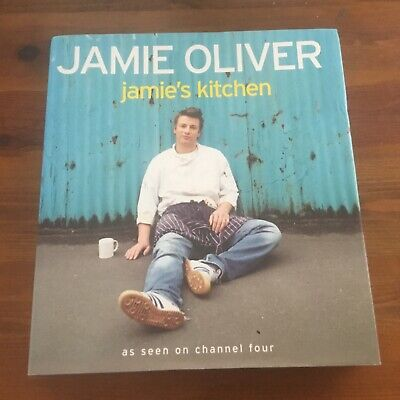 AU32.50 • Buy Jamie's Kitchen By Jamie Oliver Hardcover With Dust Jacket 1st Ed  Vgc