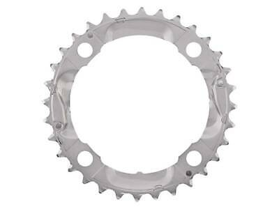 $19.90 • Buy Shimano Deore FC-M532 32T Chainring 104mm BCD Silver Y1J898070