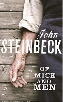 Of Mice And Men Penguin Red Classics John Steinbeck BRAND NEW Paperback Book NEW • 6.85£