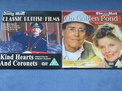 On Golden Pond / Kind Hearts And Coronets (2 Discs - 206 Mins.)  • 0.69£